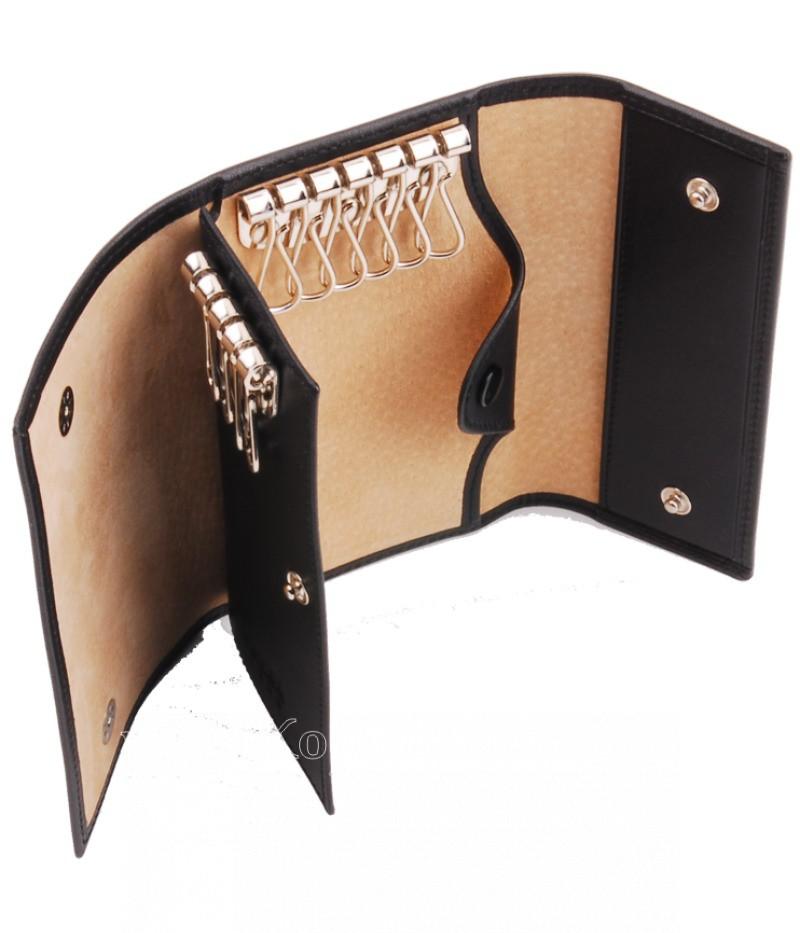 Ключница кожаная мужская из кожи выкройки